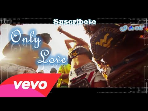 Only Love - Shaggy (Video Official) ft. Pitbull   Gene Noble (LYRICS) 2015 ®