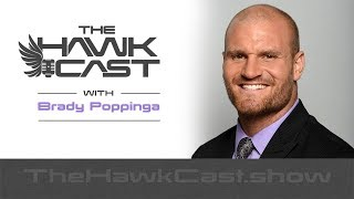 Brady Poppinga: On Arguing with Doctors about Aaron Rodgers Return to Play - The HawkCast