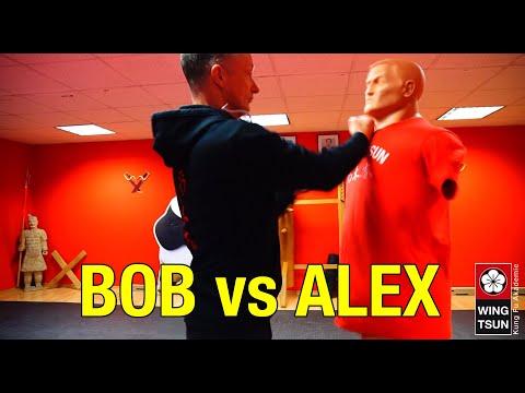 Bob Vs Alex
