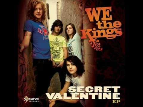 We The Kings  Secret Valentine Acoustic