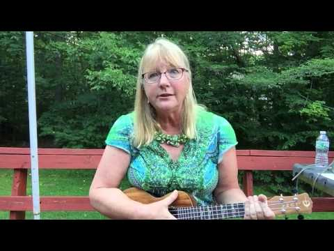 MUJ: Cabaret (ukulele tutorial)