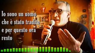 Tony Gaetani - Da Solo (di F. Califano) Home Karaoke