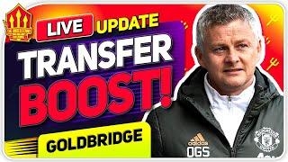 SOLSKJAER'S Transfer Delight! Man Utd Transfer News