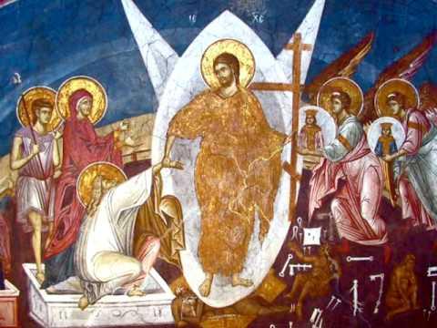 Byzantine chant - Χερουβικόν Γ' Ήχου