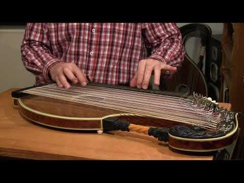JUST A SIMPLE LOVE SONG (L. van Rooyen) Kaus Waldburg * Konzert-Zither