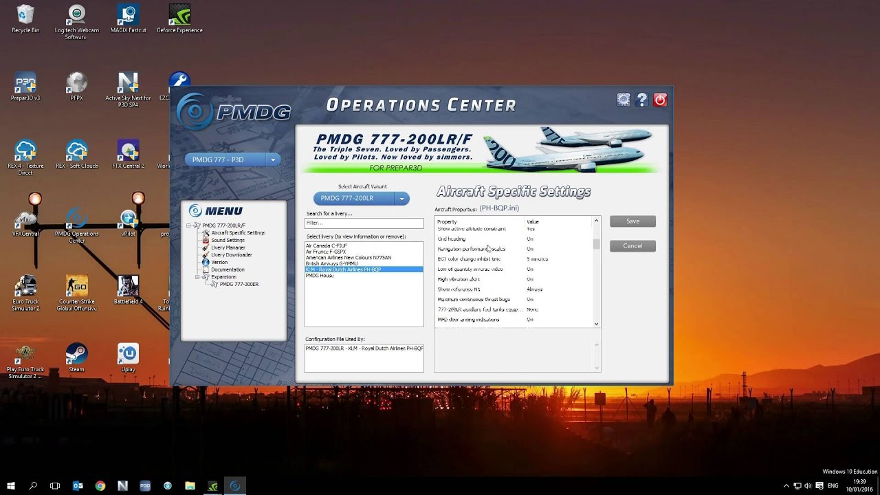 How to   PMDG Operations Center + 777 Update!