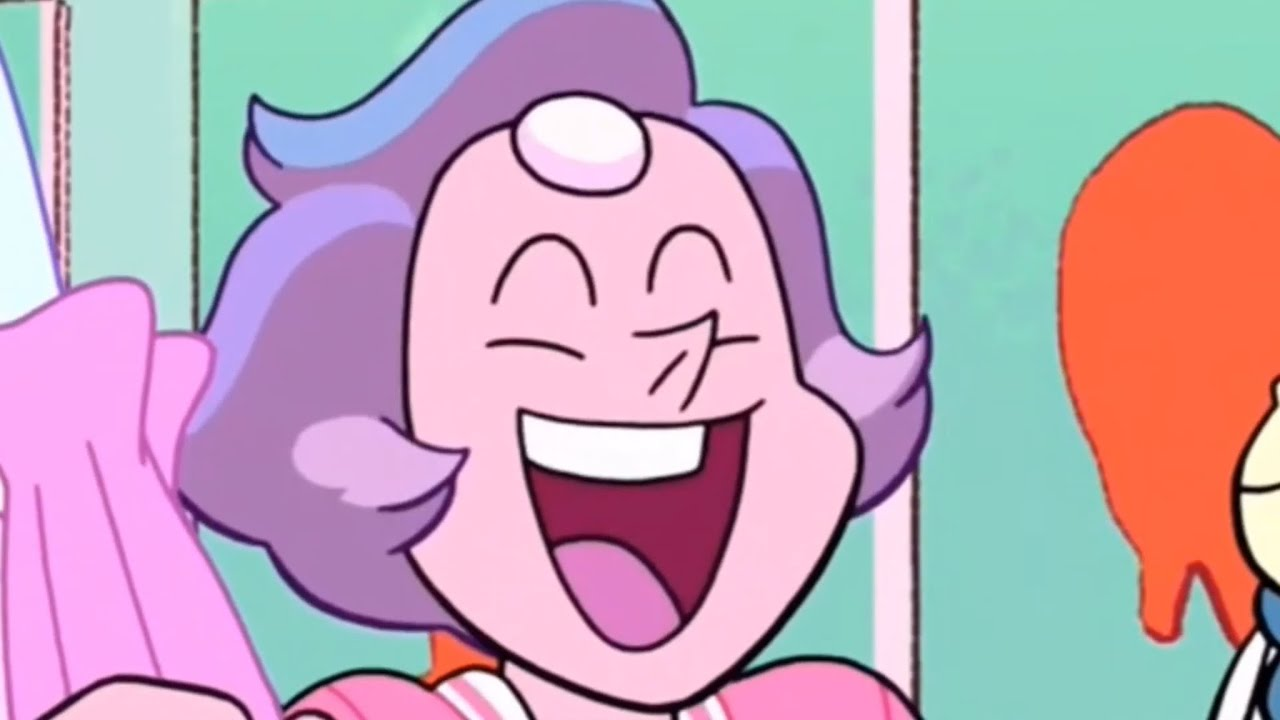 Download Every time Rainbow Quartz 2.0 is on screen/talking.