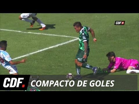 Deportes Antofagasta 1 - 1 Santiago Wanderers  | 7° Fecha | Torneo Clausura 2016 - 2017 | CDF