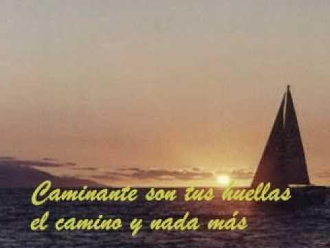Caminante No Hay Camino Poema De Antonio Machado