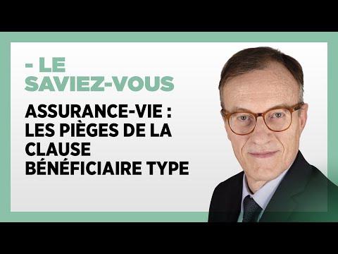 Assurance-vie : quels sont les pièges de la clause bénéficiaire type ?