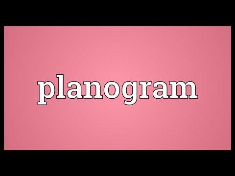 Planogram Meaning