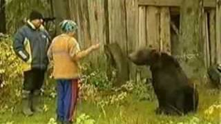 Woman Survives Vicious Bear Attack faltu tv