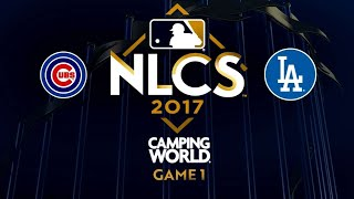 Puig, taylor's home runs power the dodgers: 10/14/17