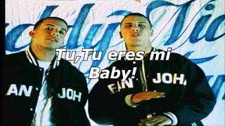Buscarte Nicky Jam ft Daddy Yankee Letra
