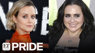 Taylor Schilling & Nikki Blonsky Come Out During Pride Month! | Et Canada Pride