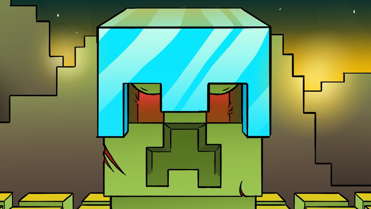 Cute Pink Wallpaper For Phone Quot Minecraft War Creeper Quot Poster Speed Art Free Download