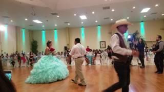 Skyla's baile con tios part2 June 2017