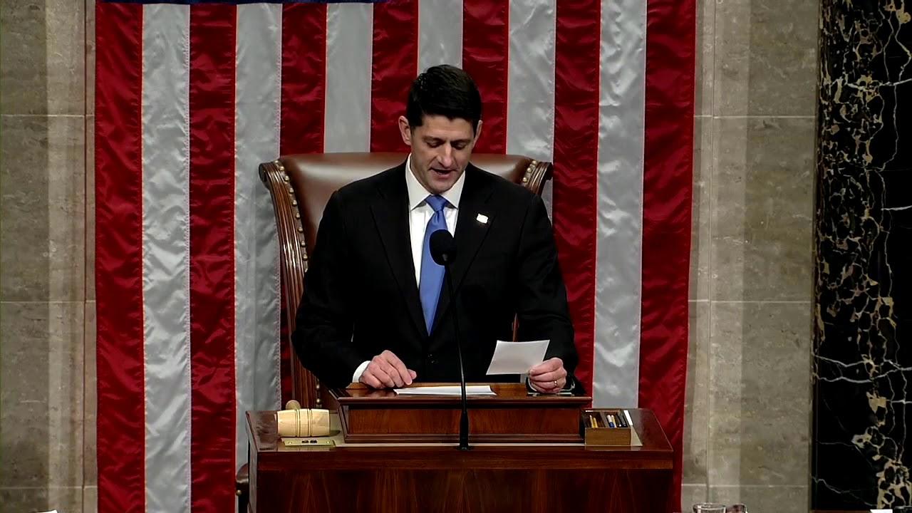 BREAKING: House Passes Tax Cut Bill (FNN)