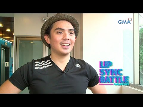 Sef Cadayona (Pre-show interview)   Lip Sync Battle Philippines
