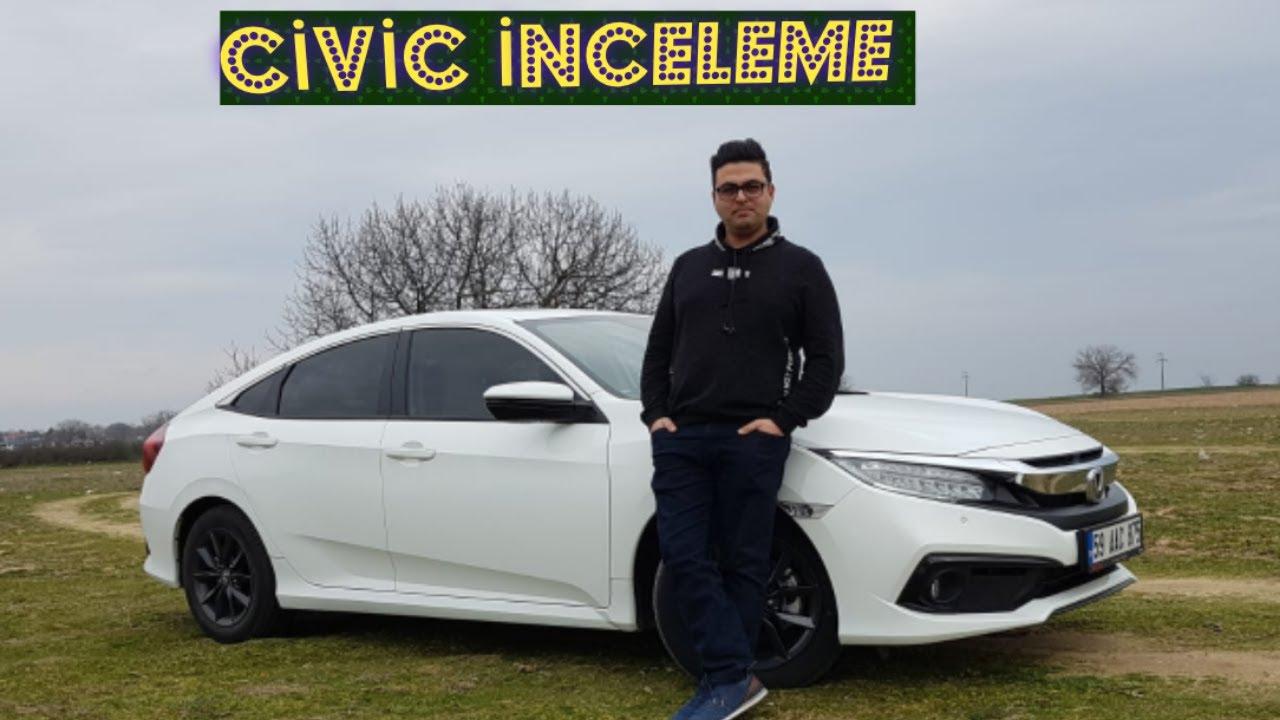 Honda Civic Sedan 1.5 VTEC Manuel 2020 POV Kafa Kameralı Test Emre Anamur Vlog @Anamur Medya