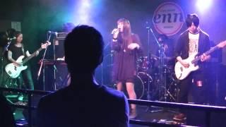 20141005 仙台のライブハウスenn2ndにて。 「ねごと」のコピーバンド「...