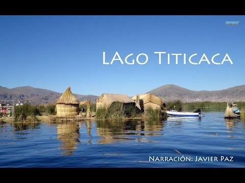 Lago Titicaca Documental - Javier Paz - Voice Over