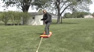Redneck Surfing   Elizabeth Thumbnail