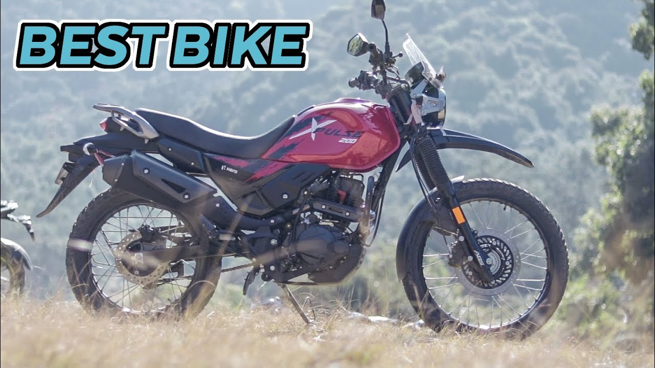 Xpulse 200 Review Best Adventure Tourer Bike In Nepal Youtube