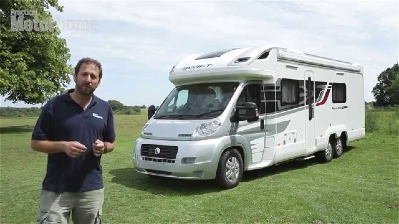 Awesome The Practical Motorhome Swift Kon-Tiki 659 Review - YouTube