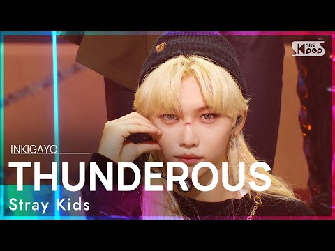 Download Stray Kids(스트레이 키즈) - THUNDEROUS(소리꾼) @인기가요 inkigayo 20210829