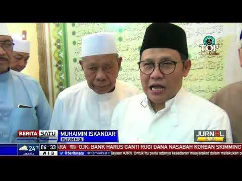 Kiai Jakarta-Depok Dukung Muhaimin Iskandar Maju di Pilpres 2019