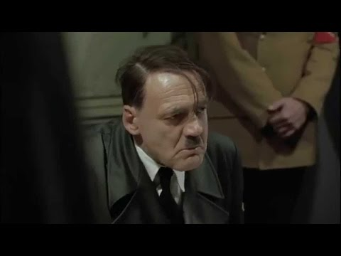 Hitler Reacts To EASA Legislations
