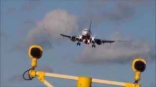Boeing 737-800 Ryanair Hard Landing