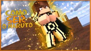 COMO SER O NARUTO !! - Minecraft Mods