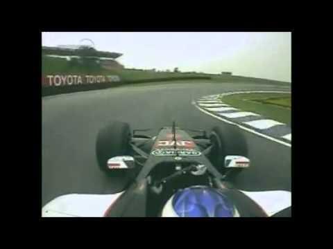 F1 2005 Onboard Robert Doorbons Brazil