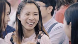 Welcome activities for international students at Linköping University, Sweden
