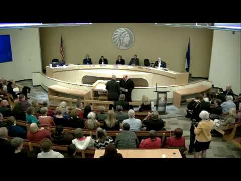 Arapahoe County Commissioner Swearing In 01-09-2017
