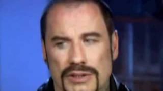 John Travolta reptilian shapeshifting
