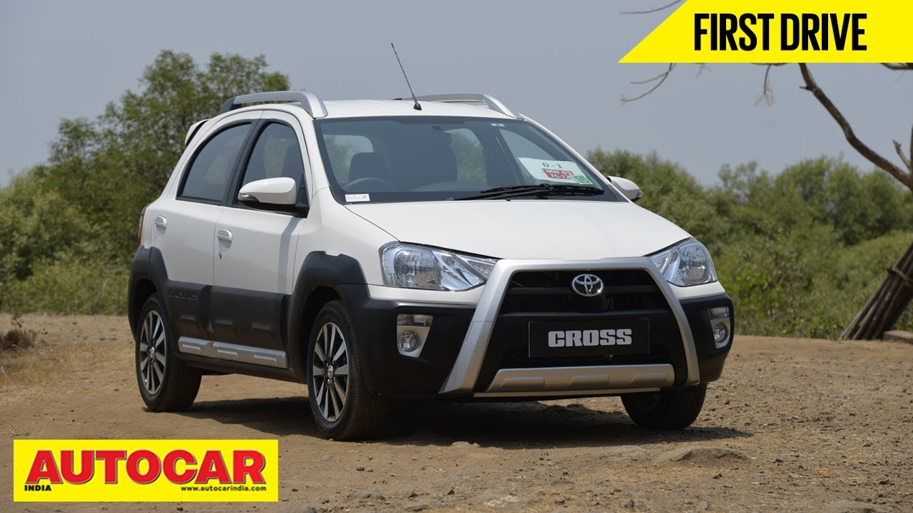 Toyota Etios Cross First Drive Video Review Autocar India Youtube