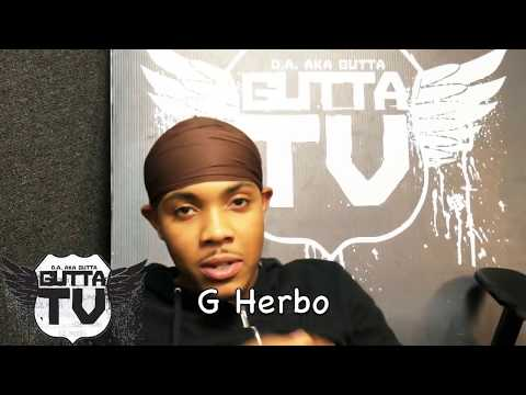 G Herbo Full Interview Speaks On Touring All 50 States & Overseas