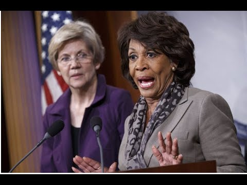 MAXINE WATERS SWEARS TO RUN FOR PRESIDENT IN 2020 UNDER ONE CONDITION!