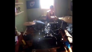 secrets rise up drum cover dedicated to belle sheroski