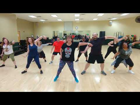 Dance Fitness- Particula By Major Lazer