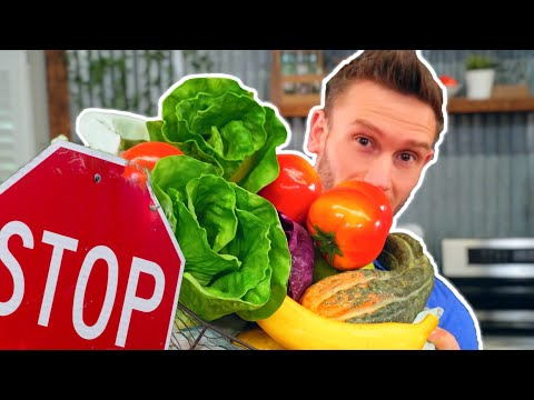 Stop Wasting Money on These ORGANIC Veggies (you don't need to buy them organic)