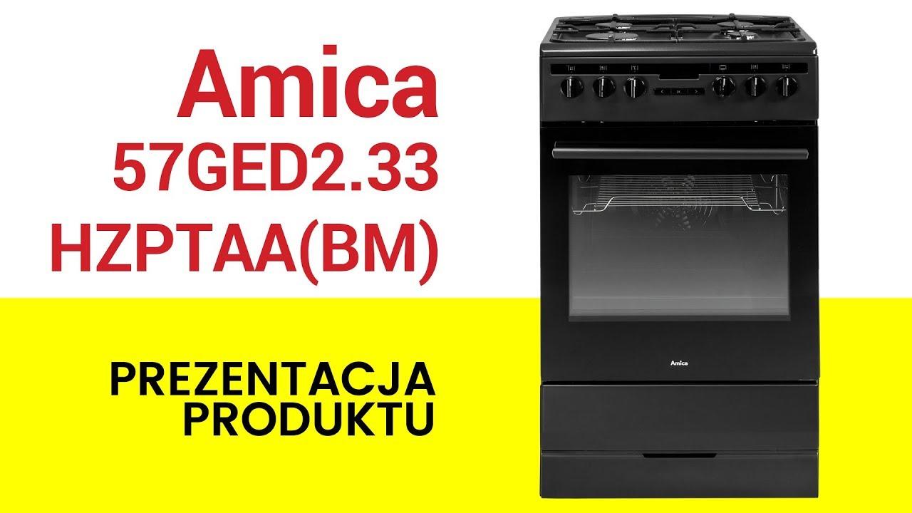 Amica 57ged2 33hzptaa Bm Kuchnia Ceny I Opinie W Media Expert