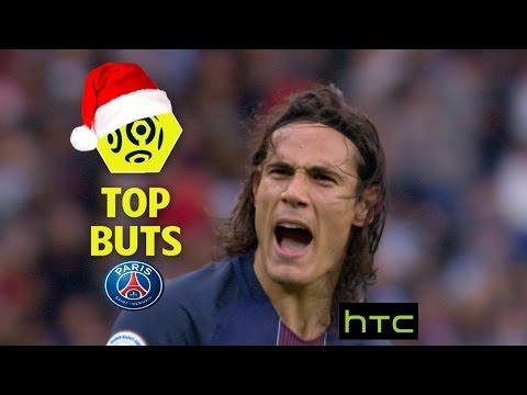 Top 3 buts PSG | mi-saison 2016-17 | Ligue 1