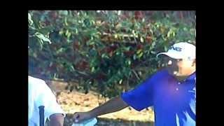 Repeat youtube video Ángel Pato Cabrera Hoyo 18 3er día Augusta 2013 - YardasTour