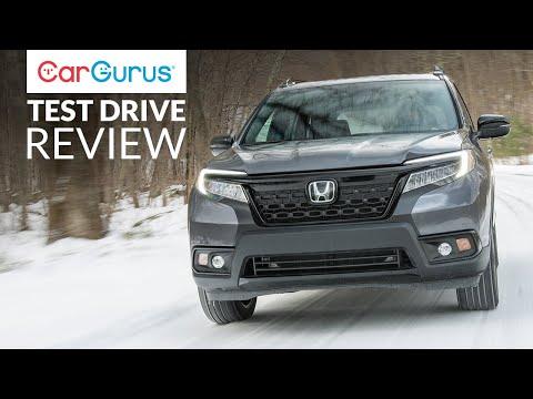 2019 Honda Passport | CarGurus Test Drive Review
