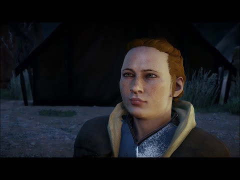 Dragon age inquisition scout harding introduction to the hissing