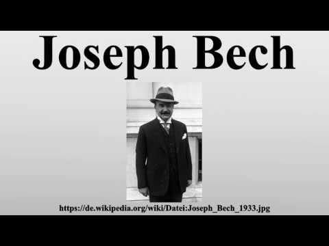 Joseph Bech